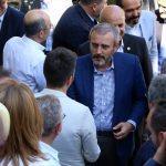 AK Parti Genel Başkan Yardımcısı Ünal Kafkas Derneğini ziyaret etti