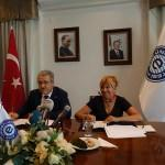 Tarımda Ege Üniversitesi ve İzmir Ticaret Borsası işbirliği