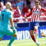 Atletico Madrid bir puana razı!