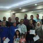 Başarılı girişimciler sertifikalarını aldı