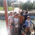 Suriyeli başarılı öğrencilere gezi ödülü