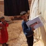 İdlib ve Lazkiye kırsalına insani yardım