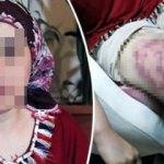 Kayınpeder saatlerce işkence etti! 12 yıllık kabus