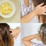 Saçları nemlendiren muz maskesi tarifi