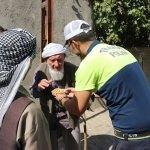Siirt'te belediye ve emniyetten aşure ikramı