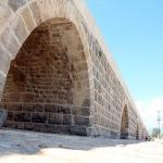 Tarihi Muratpaşa Köprüsü restore edildi