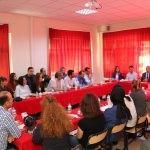 KLÜ'de akademik kurul toplantısı yapıldı