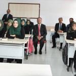 Sorgun Şehit Nusret Atmaca Kız Anadolu İmam Hatip Lisesi hizmete açıldı