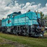İlk yerli lokomotif Almanya'da görücüye çıktı