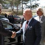 Rusya Ankara Büyükelçisi Yerhov, Erzurum'da