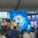 Edirneli gençler TEKNOFEST'e katıldı