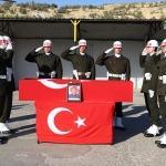 Şırnak'ta şehit korucular için tören
