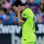 Barça lig sonuncusuna 1-0 öne geçip yenildi!