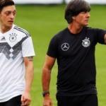 Joachim Löw'den Mesut Özil itirafı!