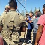 Kaçak elektrik denetimi yapan ekip saldırıya uğradı