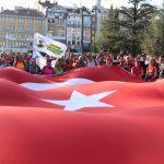 Atatürk ve İstiklal Yolu Yürüyüşü