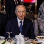 MHP Lideri Bahçeli kirve oldu