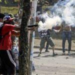 Nikaragua'da protestolar tekrar alevlendi!