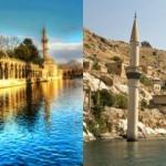 Peygamberler şehri Şanlıurfa'da gezilecek yerler