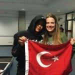 Rihanna'dan 'Türk' kızlarına jest!