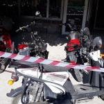 Denizli'de motosiklet çalan şüpheli tutuklandı