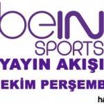 beIN Sports yayın akışı! 4 Ekim Fenerbahçe - Beşiktaş maçları yayınlanacak mı?