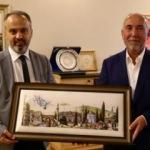 Bursa ve Aksaray'dan Kanal7 Medya Grubu'na ziyaret