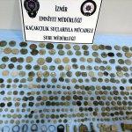 İzmir'de tarihi eser operasyonu