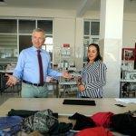 Danimarkalı Hjorth, Bingöllülere girişimciliği öğretiyor