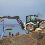 Akdamar Adası tatlı suya kavuşmak için gün sayıyor