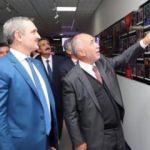 AK Parti İl Başkanı Şenocak'tan Kanal 7'ye ziyaret