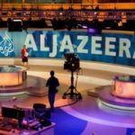 Al Jazeera televizyonunda ilk defa bir haber bülteni evden yayınlandı