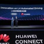 Audi ve HUAWEI güçlerini birleştiriyor