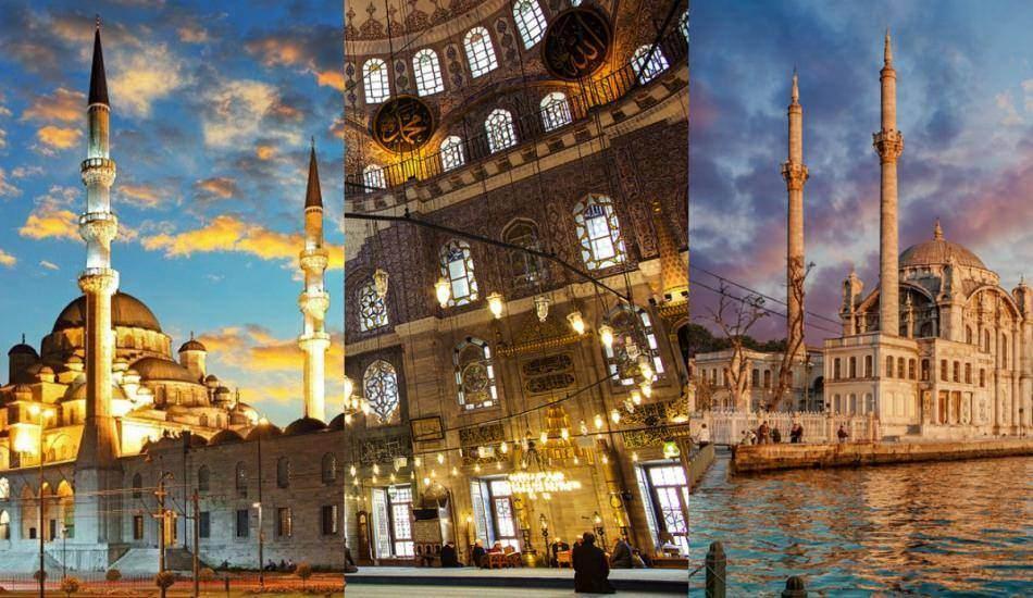 İstanbul'un 7 önemli camisinin 7 derde deva sırrı