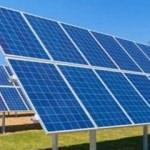 Manisa'ya 1 megavatlık güneş santrali