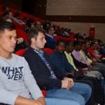 NKÜ'de uluslararası öğrenciler için oryantasyon programı