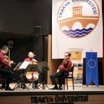 Borusan Quartet Edirne'de konser verdi