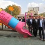 Bitlis'te muhtarlık hizmet binası açıldı