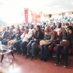BEÜ'de madde bağımlılığı ile mücadele semineri