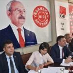 CHP milletvekilleri Adıyaman'da temaslarda bulundu