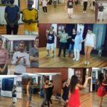 Gurbetçilerden Türk danslarına yoğun ilgi