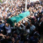 Bahaettin Karakoç son yolculuğuna uğurlandı