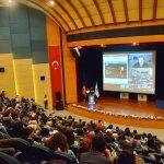 Türk bilim insanı Yıldız, öğrencilere NASA'dan seslendi