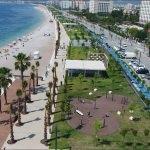 Konyaaltı Sahil Projesi'ne uluslararası alanda birincilik