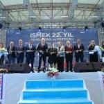 İSMEK 22. Genel Sergi ve Festivali açıldı