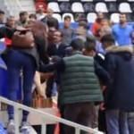 Malatya'da ortalık karıştı! voleybol maçında kavga