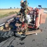 Uzunköprü'de trafik kazası: 1 yaralı