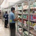 Ağrı'da marketler denetlendi