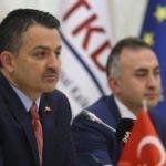 Bakan Pakdemirli: 140 milyon lira hibe edilecek