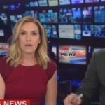CNN'in canlı yayınında sirenler çaldı!